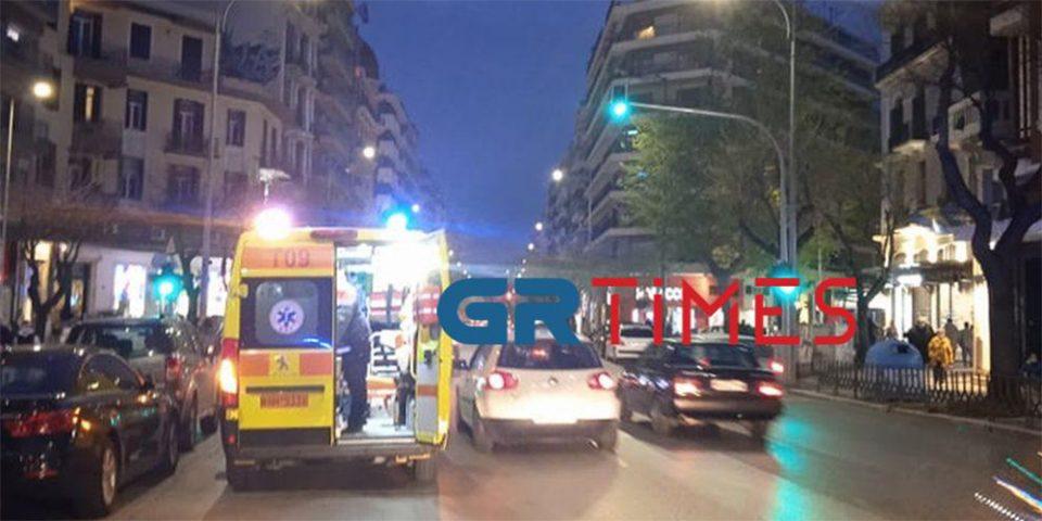 Νέο οπαδικό επεισόδιο στη Θεσσαλονίκη με έναν τραυματία..