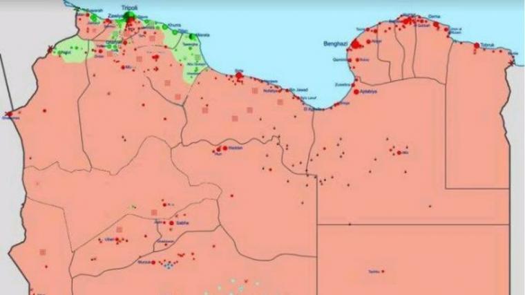 Λιβύη χαφτάρ
