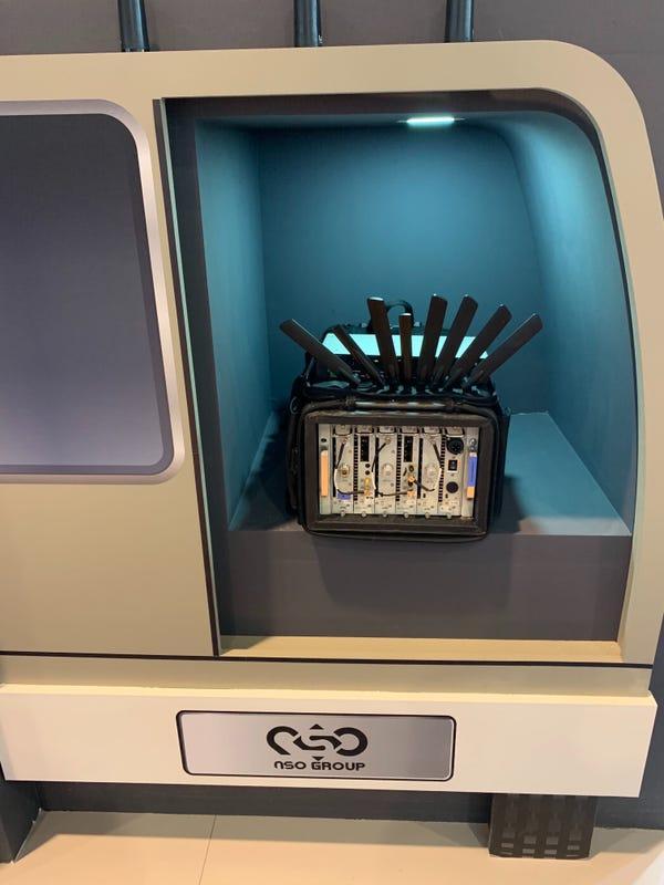 Συσκευή που χακάρει κινητά