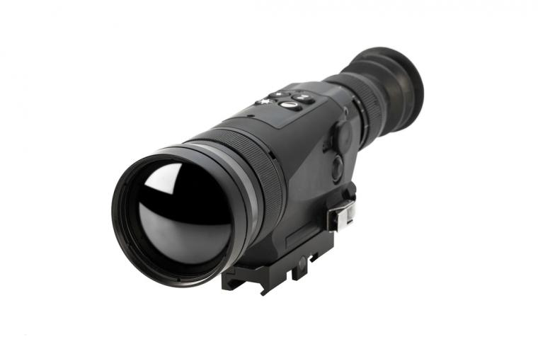 75mm Thermal Lens Uncooled Thermal Sensor