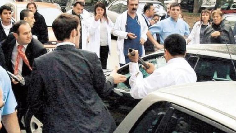 Ο Ερντογάν υπέστη κρίση επιληψία στο αυτοκίνητό του