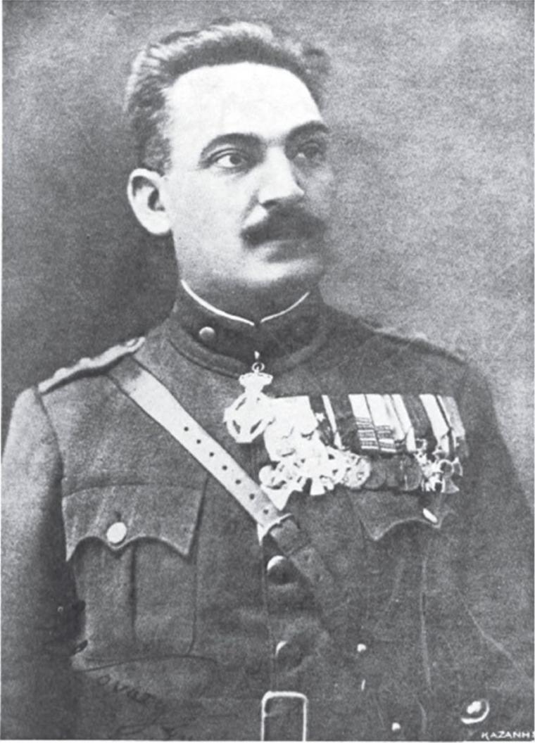 Στυλιανός Γονατάς (1922)
