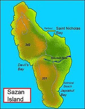 νήσος Σάσων