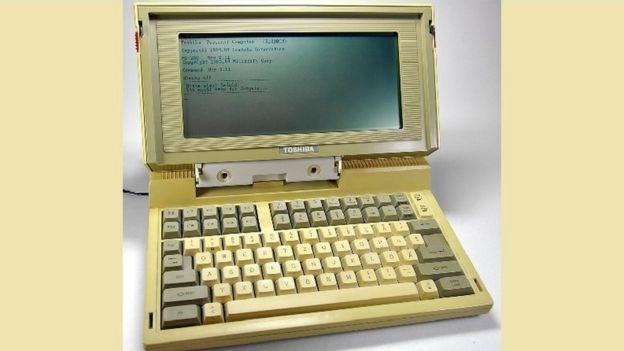 Το πρώτο laptop της Toshiba