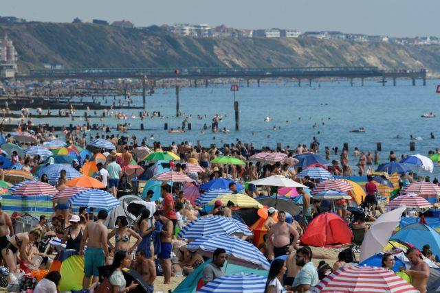 παραλίες Βρετανίας