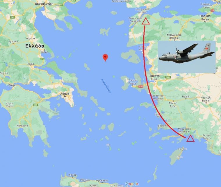 «Εξαφανίστηκαν» τα τουρκικά μαχητικά από το Αιγαίο - Η τακτική του Ερντογάν....