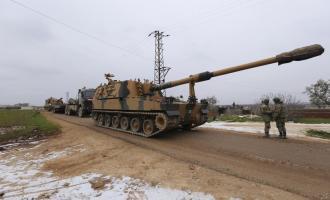 Τουρκία, Συρία