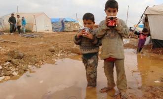 Συρία, νερό