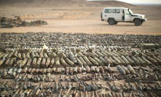 Λιβύη, όπλα