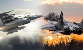 MiG-29 vs F-16