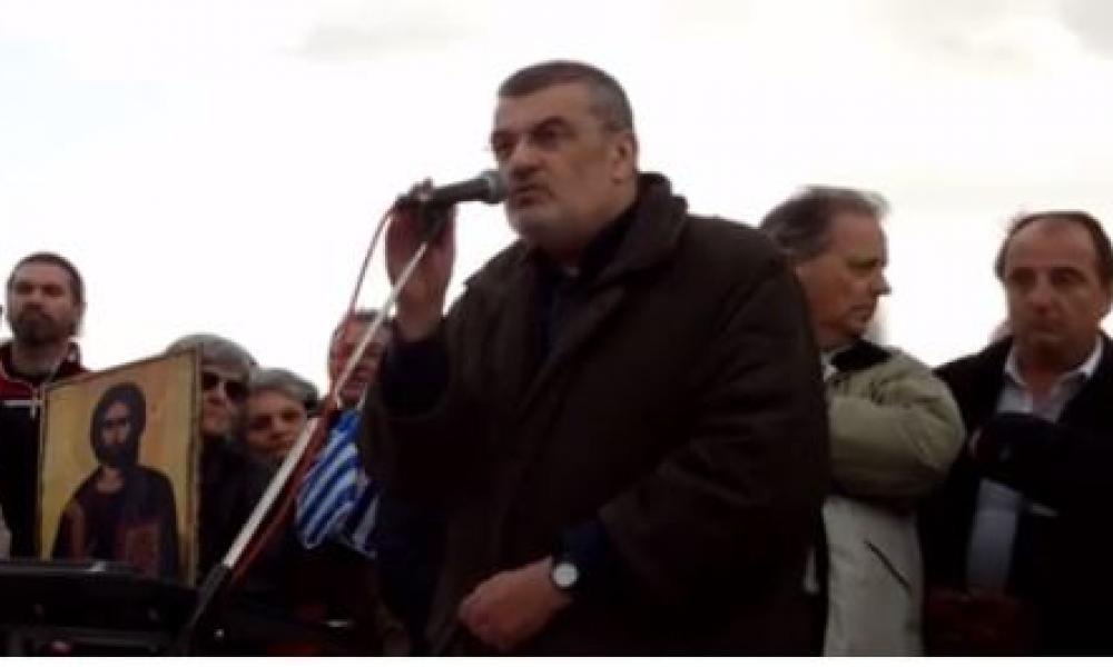 diversión rastro político  Ο Νίκος Χειλαδάκης για την κάρτα του πολίτη   Pentapostagma