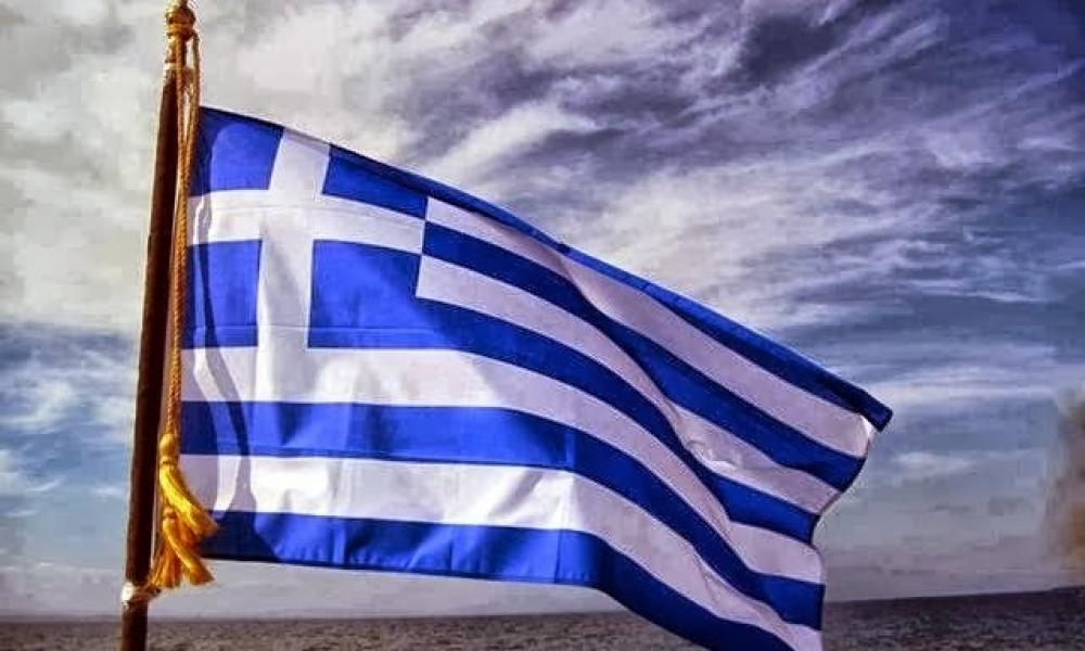 13 Ιανουαρίου 1822... Η Α' Εθνοσυνέλευση Επιδαύρου καθιερώνει τη γαλανόλευκη  ως επίσημο σύμβολο του επαναστατημένου γένους των Ελλήνων | Pentapostagma