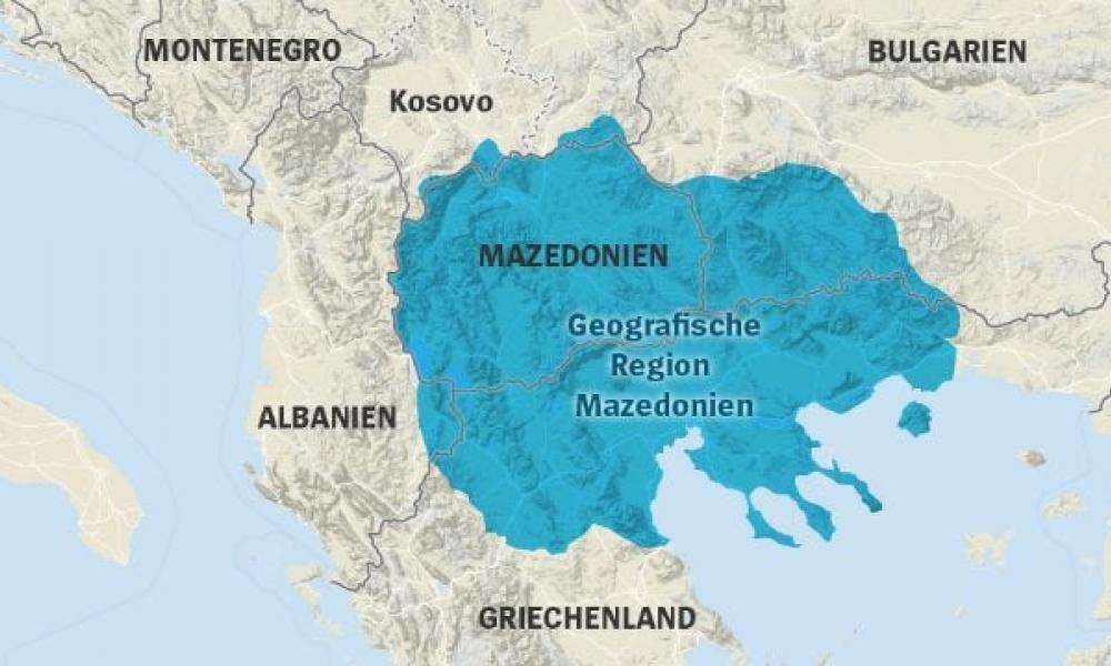 H Germania 8elei Ane3arthth Makedonia Me E3odo Sto Aigaio Itamh