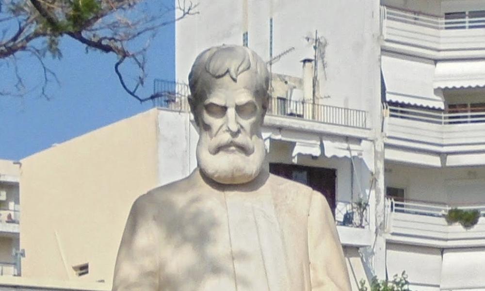 Βόλος: Άγνωστοι βεβήλωσαν το άγαλμα του Παπαδιαμάντη (Εικόνες)    Pentapostagma