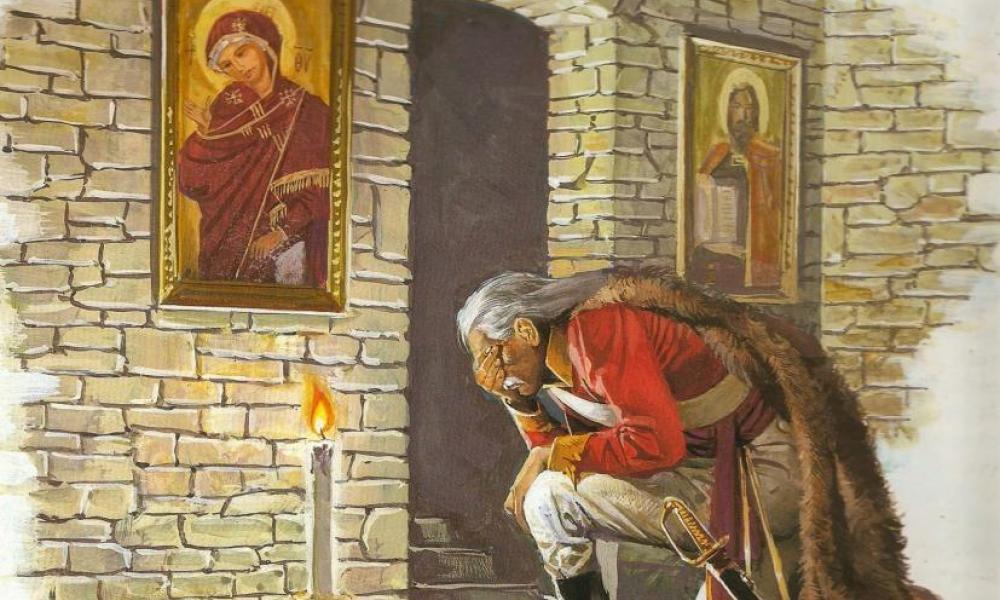 Αποτέλεσμα εικόνας για Παναγία μου βοήθησε και τούτη τη φορά τους Έλληνες να ψυχωθούν
