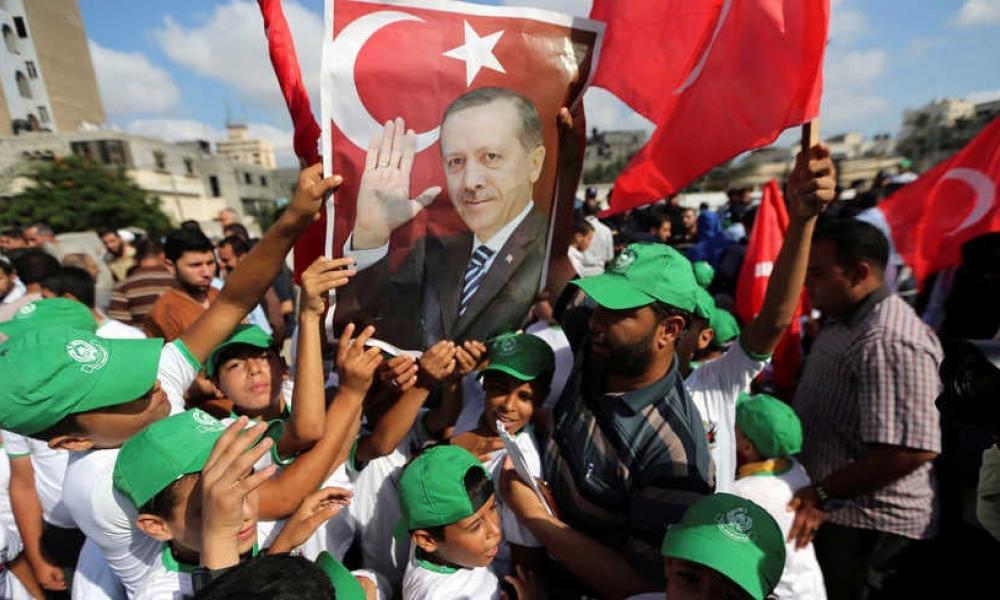 H Τουρκία κηρύσσει «ιερό πόλεμο» κατά του Ισραήλ: Στη «φόρα» το ...