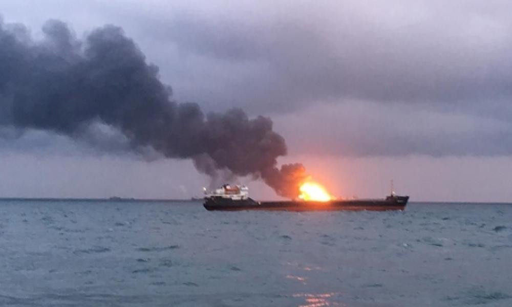 Ρωσικά ΜΜΕ: Μαχητικά του LNA κατέστρεψαν πλοίο με τουρκικά όπλα