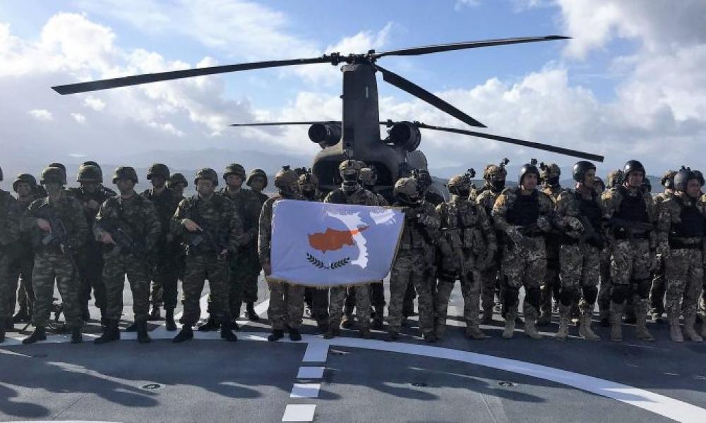 Εθνική Φρουρά: Πάντα σε ετοιμότητα-Δεν «μασάνε» οι καταδρομείς!