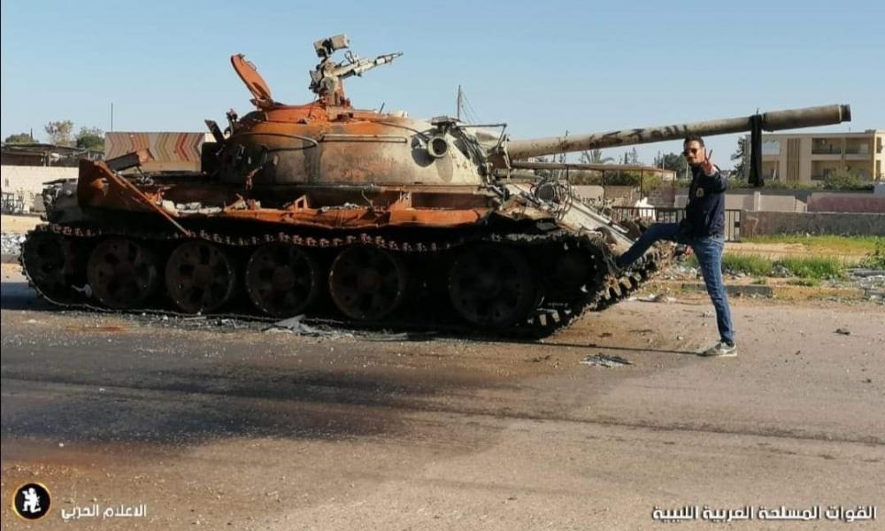 Κυριαρχία LNA στη Λιβύη: Δεκάδες μισθοφόροι της Τουρκίας σκοτώθηκαν στην Τρίπολη