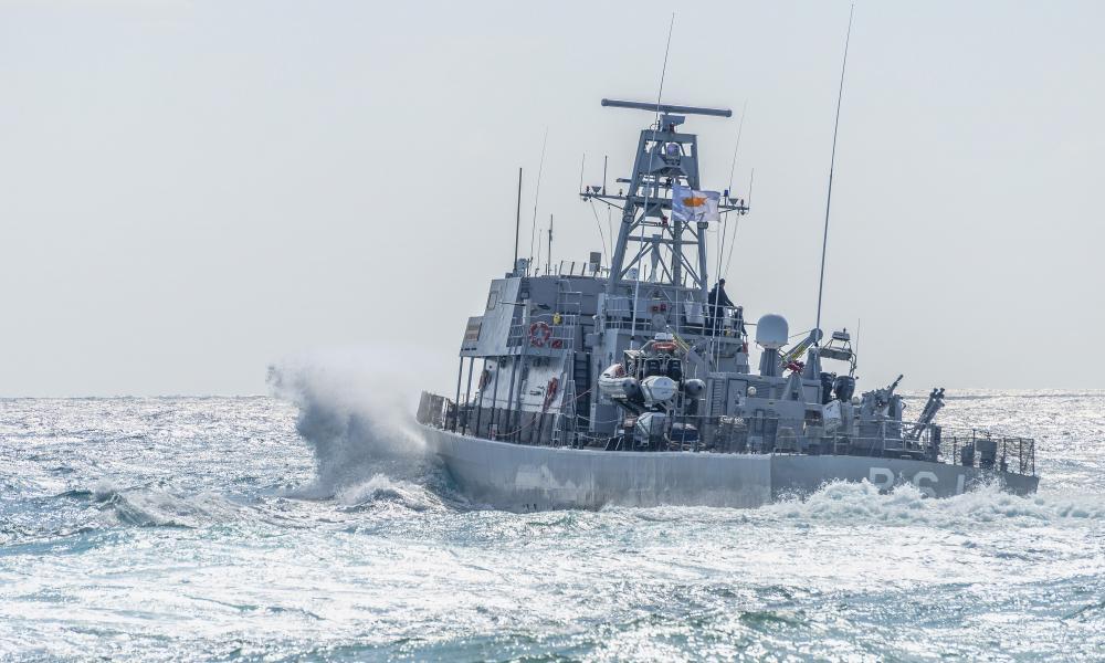 Αποκάλυψη: Αυτά είναι τα νέα σκάφη της Εθνικής Φρουράς της Κύπρου