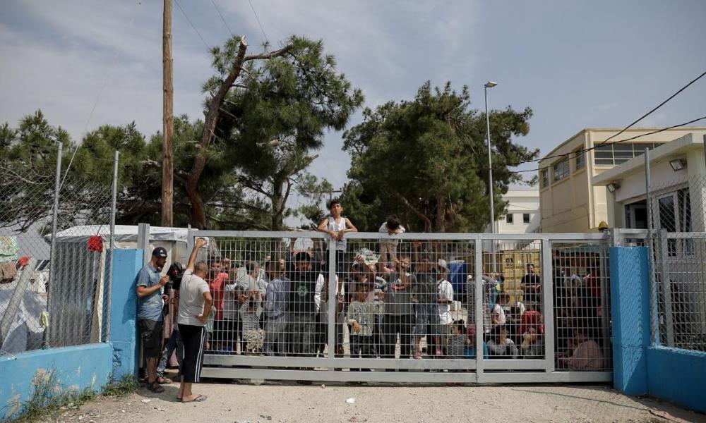 κλείσιμο συνόρων