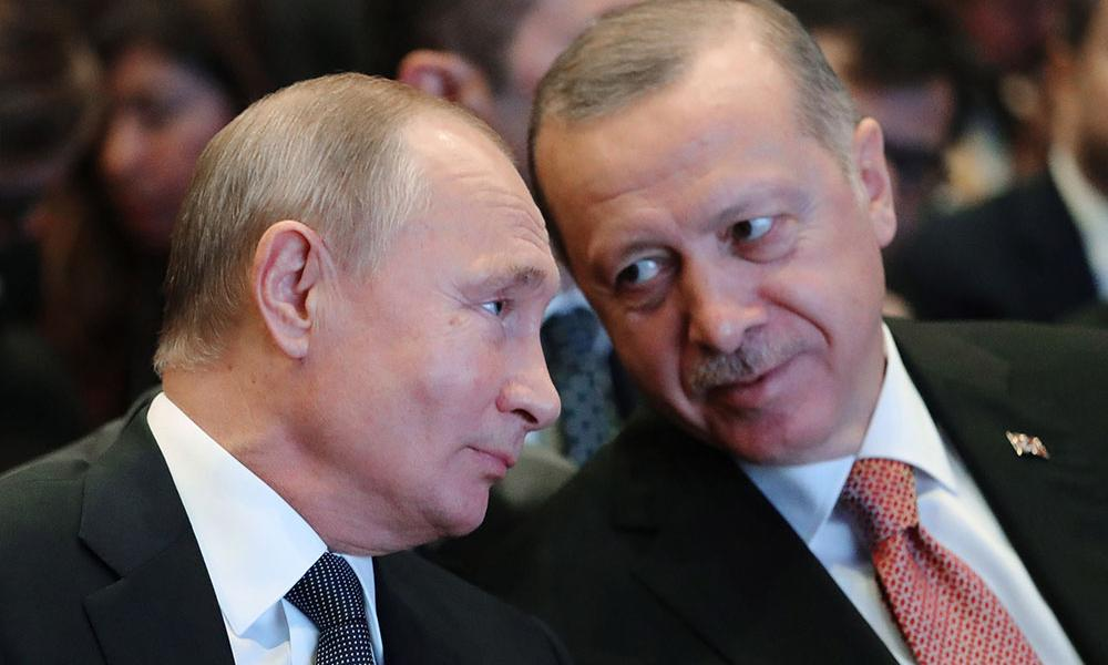 ΡΩΣΙΑ - ΤΟΥΡΚΙΑ Επιβεβαίωσαν την Συμμαχία τους... Νέα συνομιλία ...