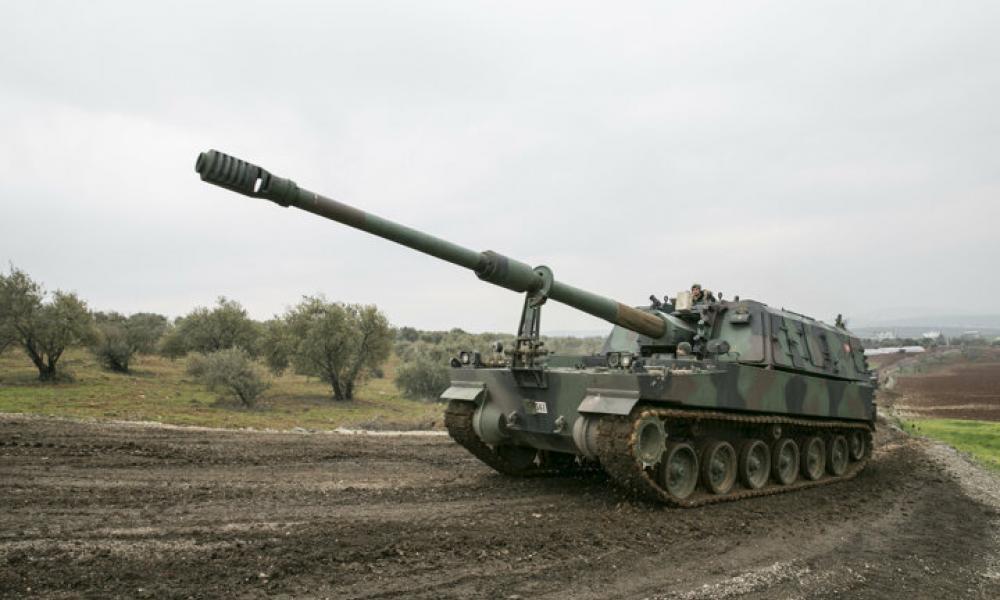 18η Τεθωρακισμένη Ταξιαρχία, Τουρκία