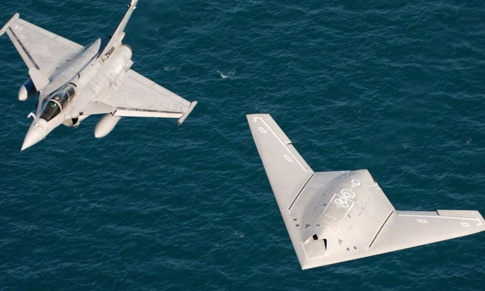 Έρχεται θανατηφόρο υπερόπλο στο Αιγαίο: Στο τελικό στάδιο το stealth UCAV nEUROn – Δοκιμαστική πτήση με Rafale