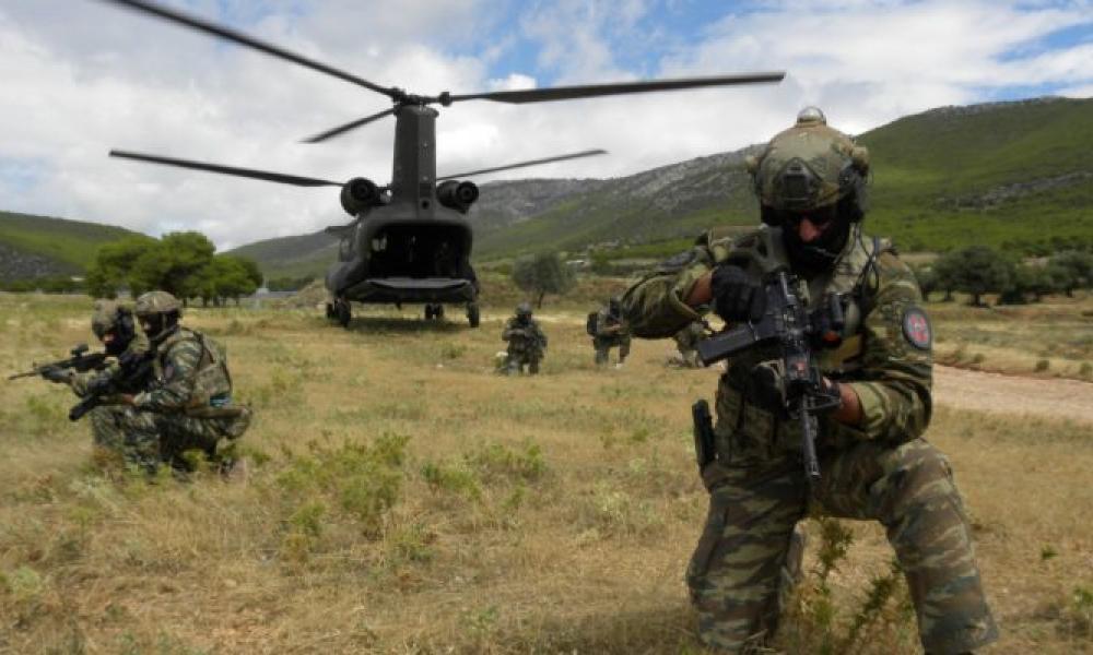 Μετακινήσεις μονάδων προς τα ελληνοτουρκικά σύνορα: Μπαίνουν στον ''πόλεμο'' & οι Ειδικές Δυνάμεις - Στέλνουν & οι Βούλγαροι στρατό
