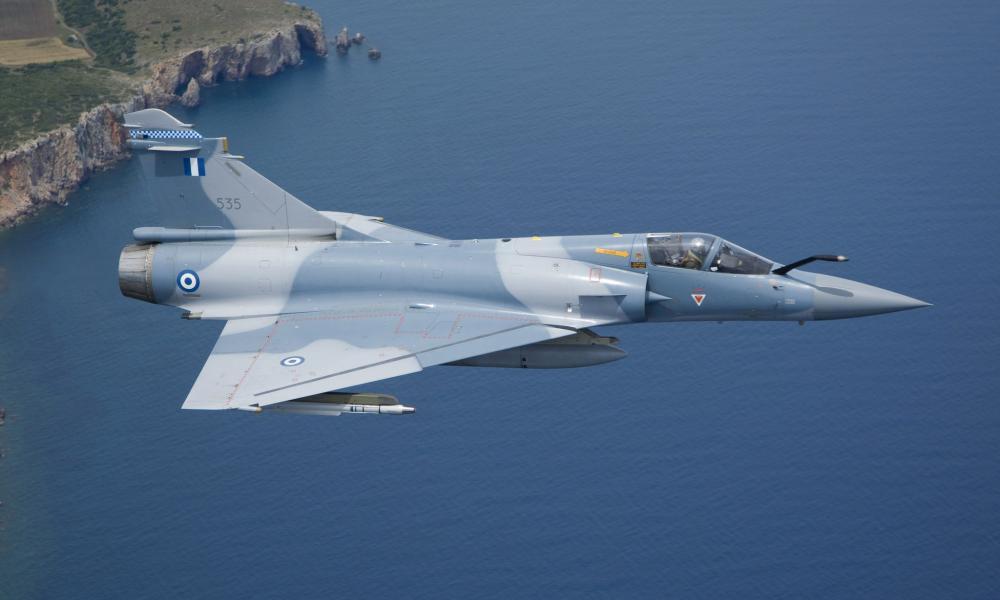 Το ισχυρό χαρτί της πολεμικής αεροπορίας σε τροχιά αναγέννησης