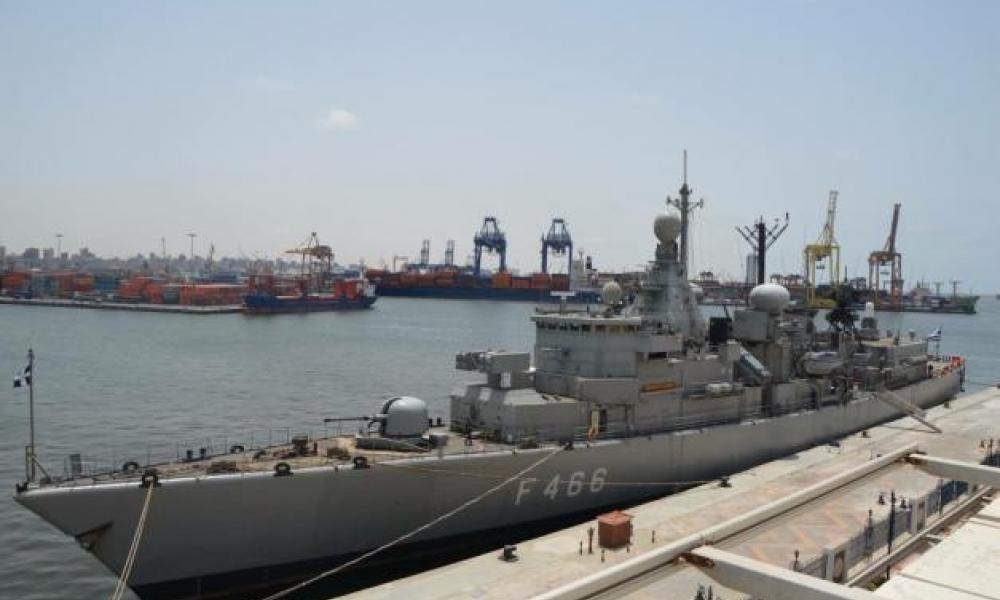 Φρεγάτα F-466 «Νικηφόρος Φωκάς»: Ο εφιάλτης των Τούρκων