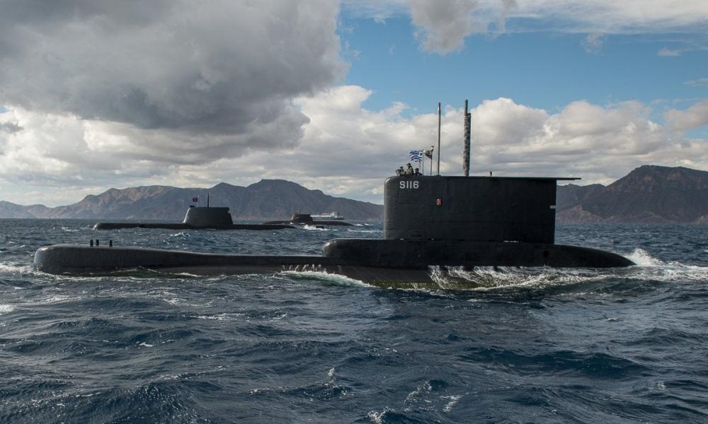 Σε ετοιμότητα οι ''φονιάδες του Αιγαίου'': Ο Στόλος ετοιμάζει ''παγίδες'' στους Τούρκους - Εικόνες-μήνυμα προς στην Άγκυρα