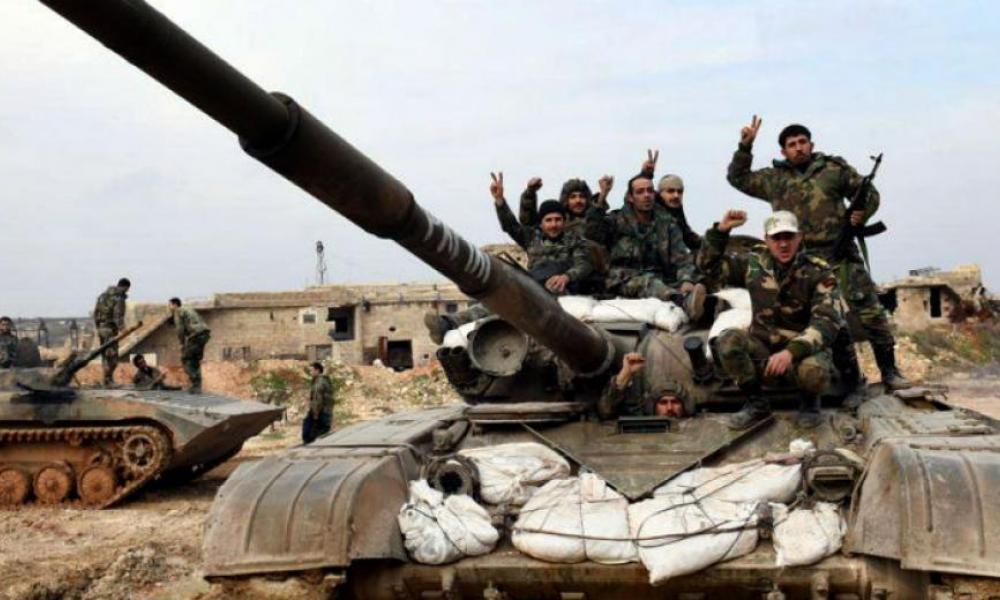 Συριακός στρατός