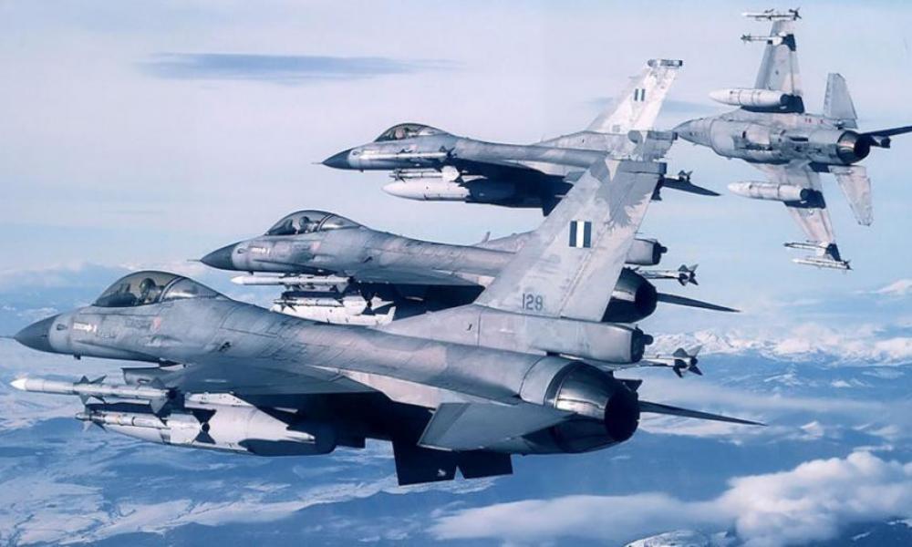 Τουρκικά F-16 επιχείρησαν νέα εισβολή στον Έβρο - Ελληνικά μαχητικά τα ''κλείδωσαν'' & τα έδιωξαν