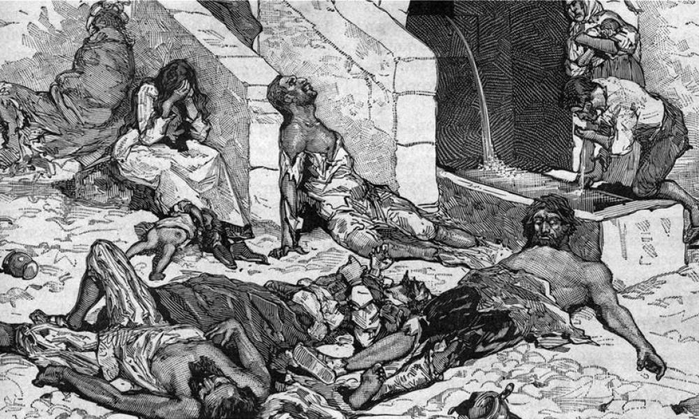 Οι επιδημίες που έπληξαν την Ελλάδα τον 19ου αιώνα - Πώς το ...
