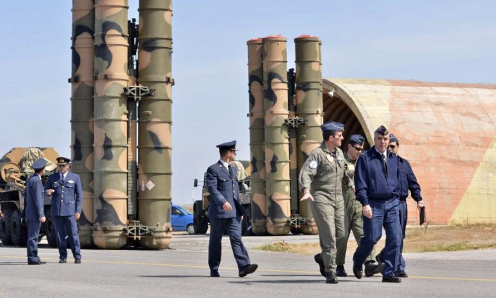 """Ρωσικό ΜΜΕ: """"Οι ελληνικοί S-300 ενεργοποιήθηκαν κατά τουρκικών μαχητικών''"""