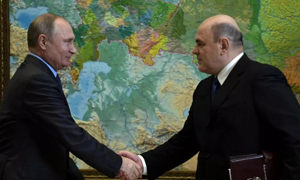 Μισούστιν, Πούτιν