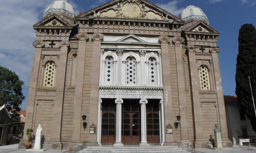 Ναός Αγίου Θεράποντος Μυτιλήνης