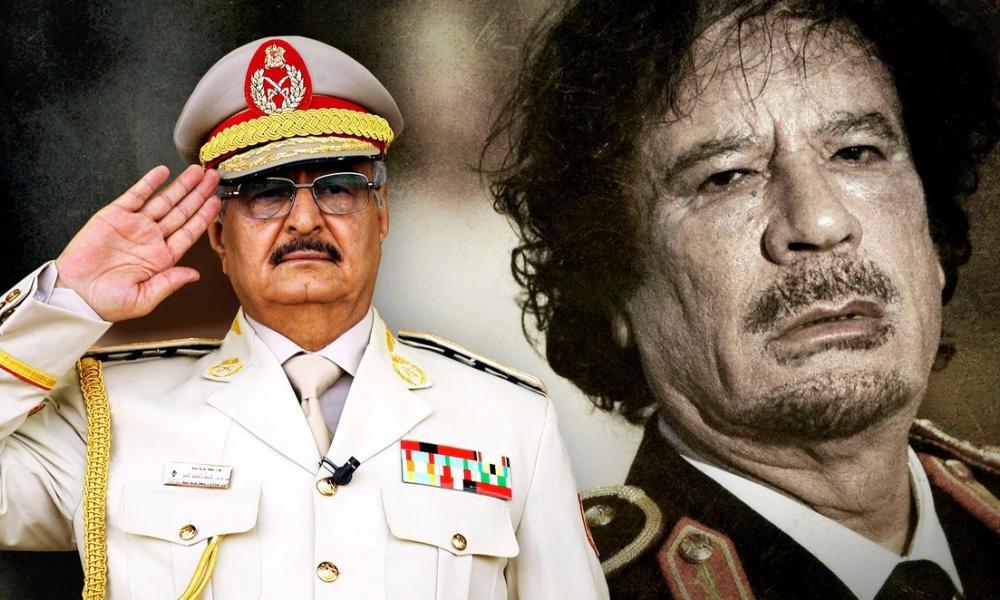 Η Μόσχα προωθεί το γιο Καντάφι στη Λιβύη - Για πραξικόπημα μιλάει η Τουρκία