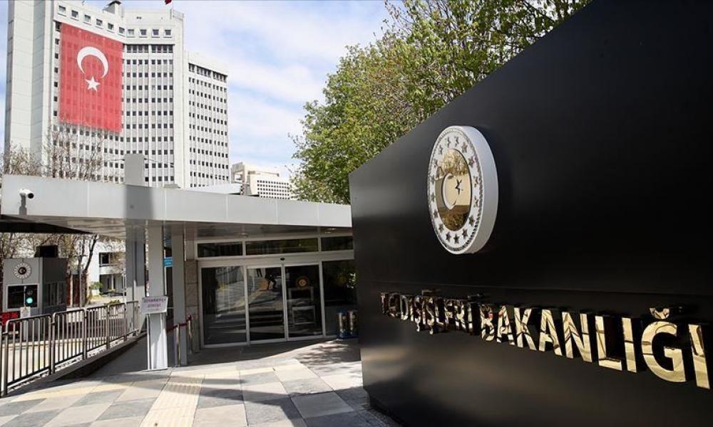 """Το """"χοντραίνουν"""" οι Τούρκοι – Κάλεσαν για εξηγήσεις τον Έλληνα πρέσβη στην Άγκυρα μετά το χθεσινό """"άκυρο"""" στην Γαλατάσαραϊ"""