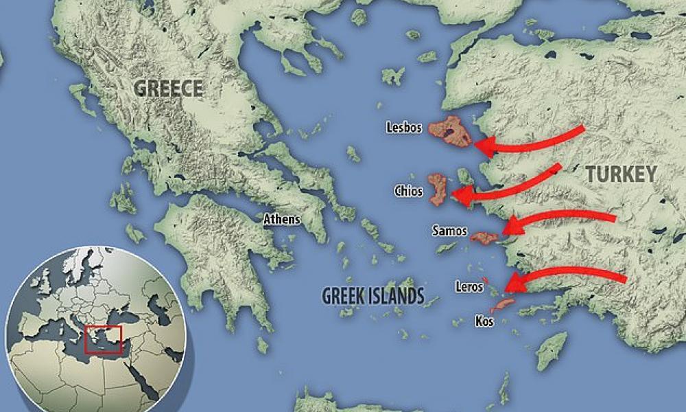 Αποκάλυψη δυτικού ΜΜΕ: ''Η Τουρκία ετοιμάζει σχέδιο άλωσης των νησιών του  Αιγαίου-Σε συναγερμό οι Ελληνικές ΕΔ'' | Pentapostagma