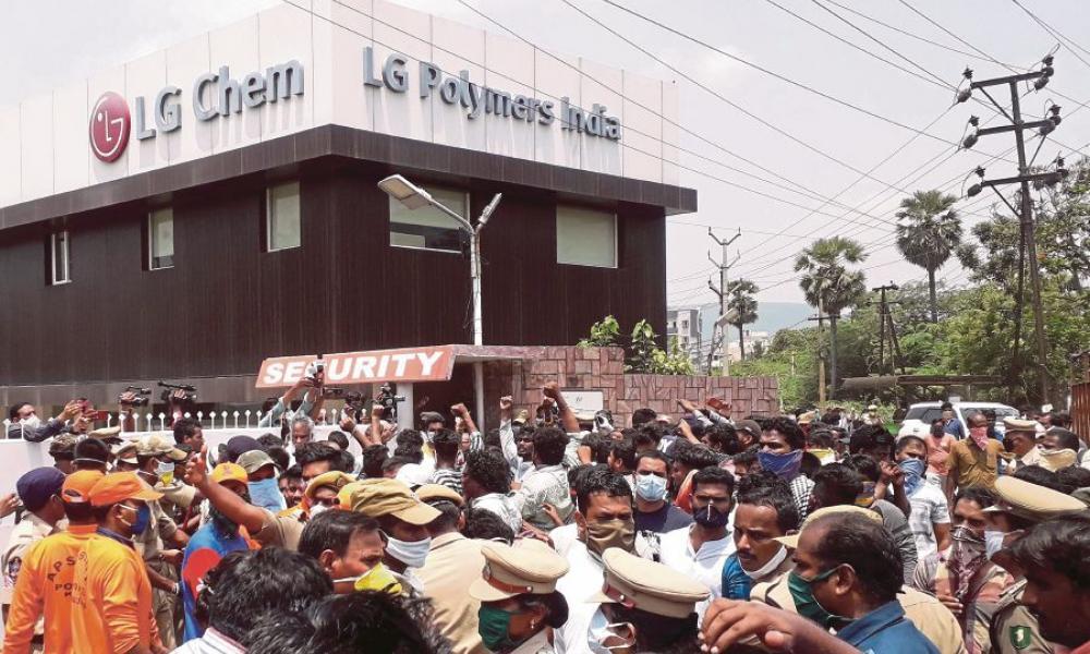 Ινδία διδήλωση νεκρο