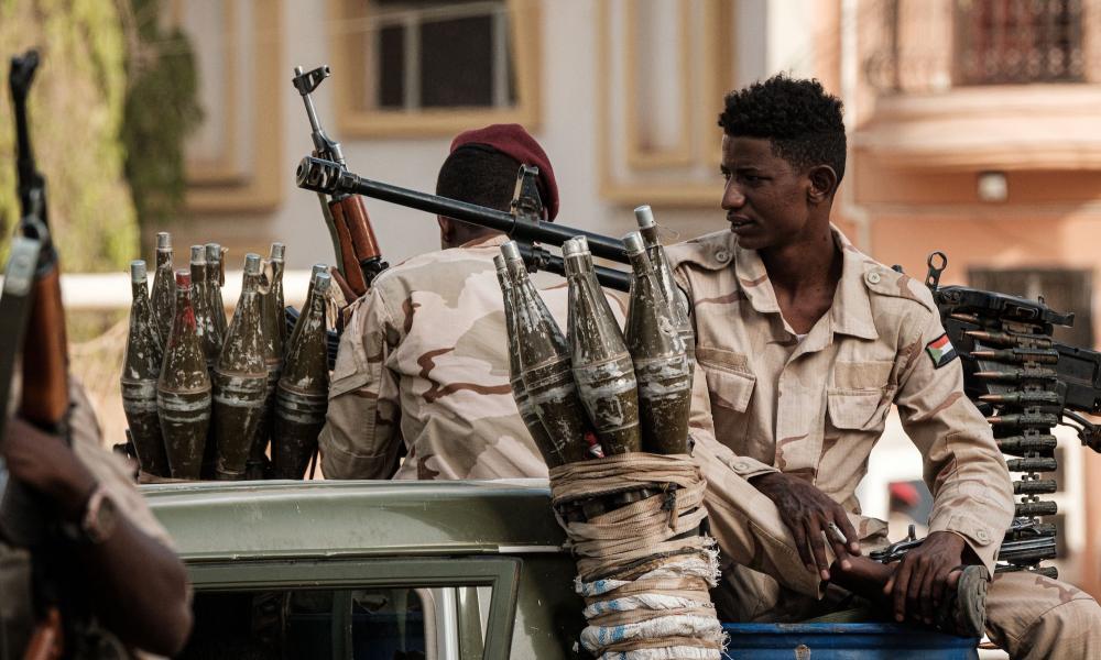 Σουδανοί μισθοφόροι