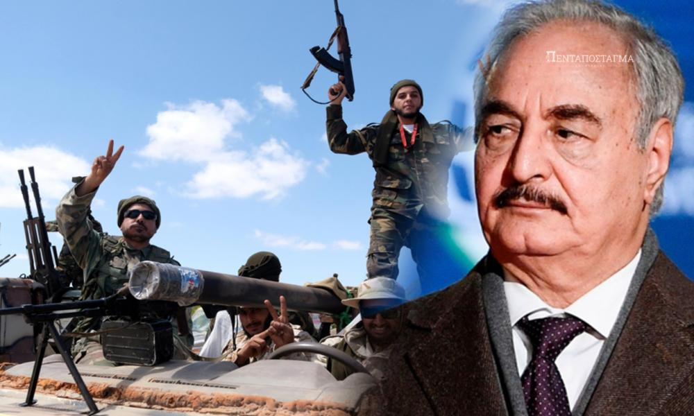 """ΟΗΕ για Λιβύη: """"Να φύγουν οι ξένες δυνάμεις για να εξασφαλιστεί η ειρήνη"""""""