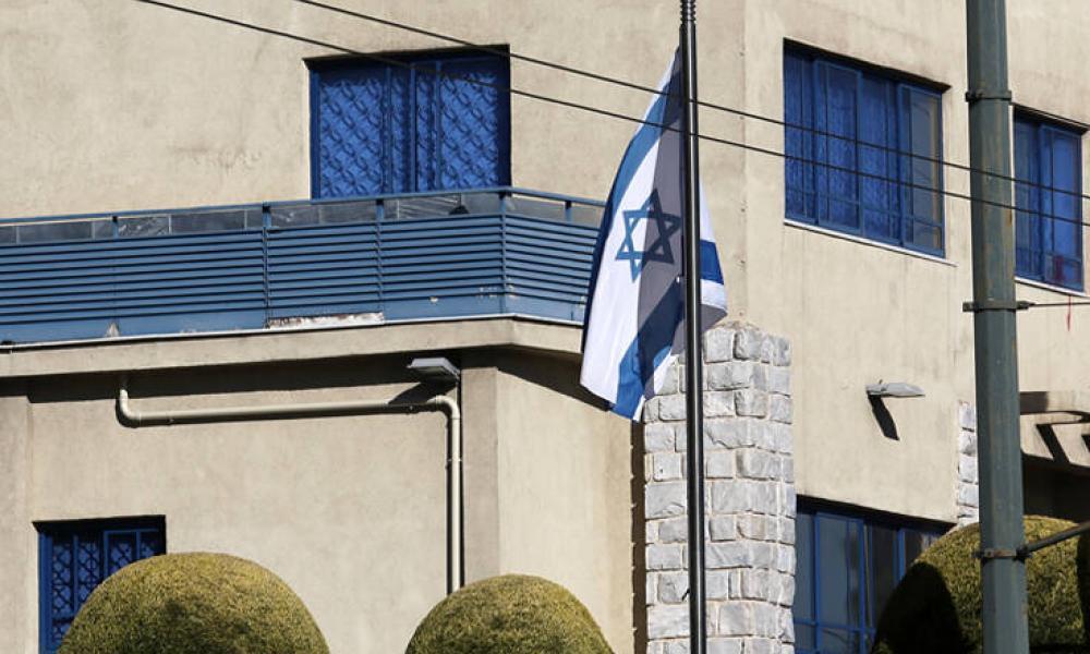 πρεσβεία Ισραήλ