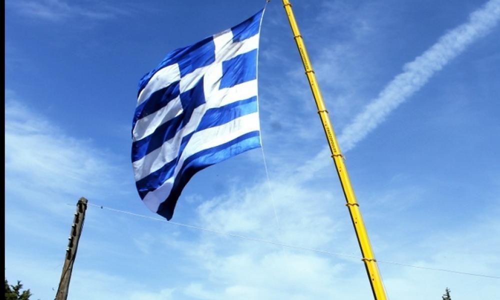 σημαία στην Αλεξανδρούπολη