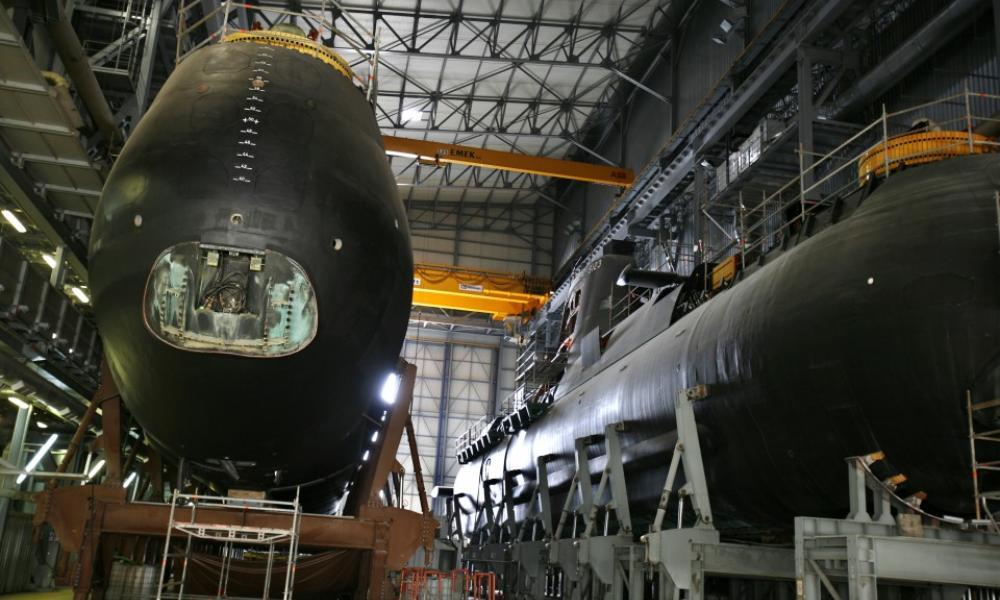 Ανάσα για τα ναυπηγεία Σκαραμαγκά και Ελευσίνας με τροπολογία ΥΕΘΑ