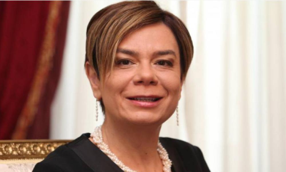 πρέσβειρα Τουρκιάς Aylin Sekizkök