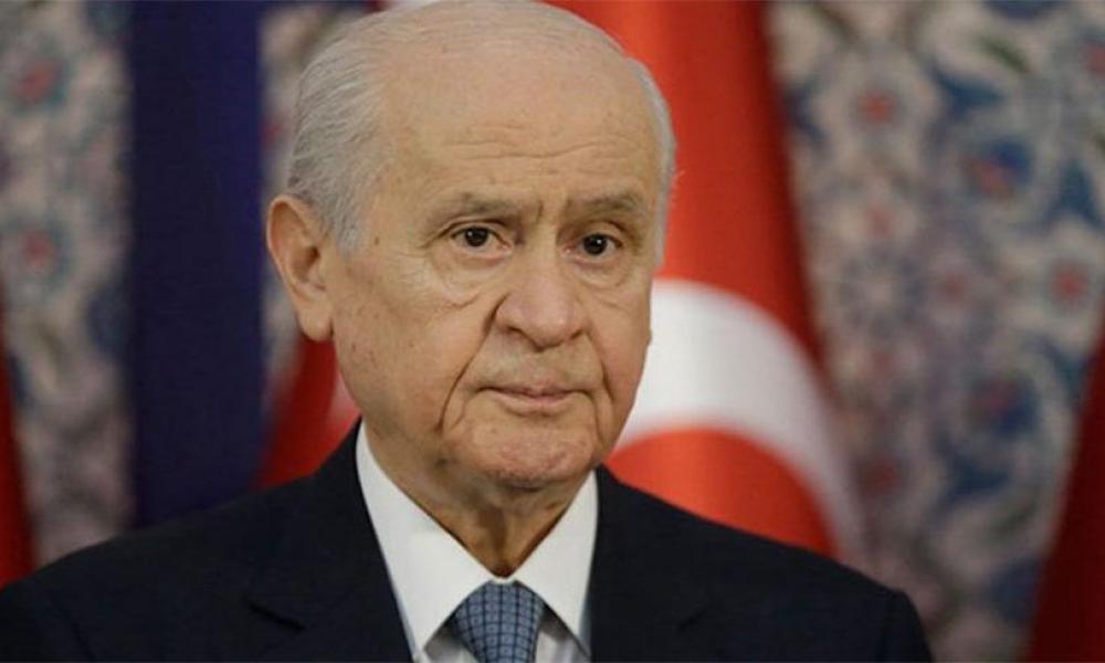 """Μπαχτσελί: """"Θα εξαλείψουμε τα Βυζαντινά υπολείμματα"""""""