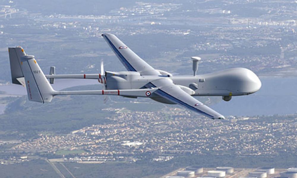 Με ισραηλινά drones εξοπλίζεται η 110 Πτέρυγα Μάχης στη Λάρισα ...